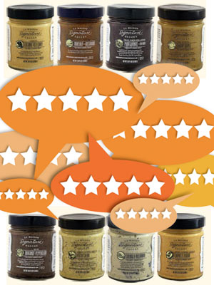 Read what our customers are saying about our sauces and don't forget to leave your feedback!